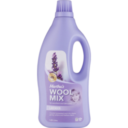 Photo of Country Homestead Wool Mix Lavender 1.25l