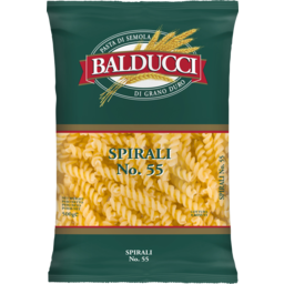 Photo of Balducci Spirali No55 500g