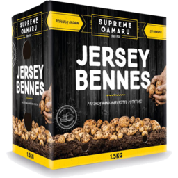 Photo of Potatoes Jersey Benne 1.5kg
