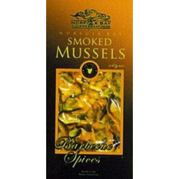 Photo of Smoked Mussels Barbecue Spices 140gm