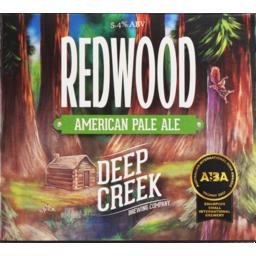 Photo of Deep Creek Redwood American Pale Ale 330ml - 6 Pack