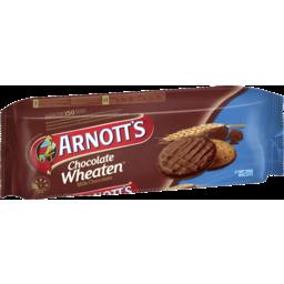 Photo of Arnott's Chocolate Wheaten Biscuits Milk Chocolate 200g