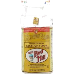 Photo of Bob's Red Mill - Wholegrain Sorghum Flour - 623g