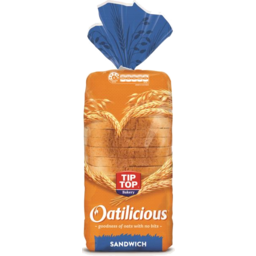 Photo of Tip Top Sandwich Bread Oatilicious 700g