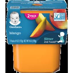 Photo of Gerber 2nd Food Mango Puree