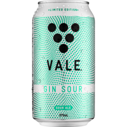 Photo of Vale Gin Sour Can