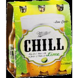 Photo of Miller Chill Bottle