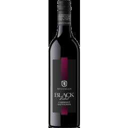 Photo of McGuigan Black Label Cabernet Sauvignon 750ml