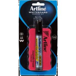 Photo of Artline White Board Marker Black