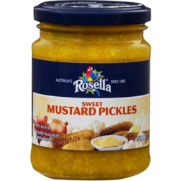 Photo of Ros Mustard Sweet Pickles250g