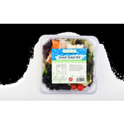 Photo of Farmers Choice Greek Salad Kit Bowl 180g