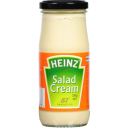 Photo of Heinz Salad Dressings English Salad Cream 250g 250g