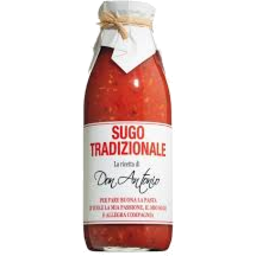 Photo of Don Antonio Pasta Sauce Sugo Traditional (500ml)