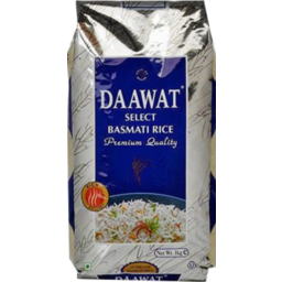 Photo of Daawat Select Basmati Rice 1kg