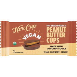 Photo of Herocup Bar Peanut Butter Vegan