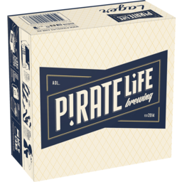 Photo of Pirate Life Lager Cans