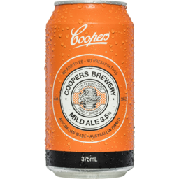 Photo of Coopers Mild Ale Can