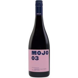 Photo of Mojo Cabernet Sauvignon Bottle
