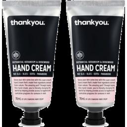 Photo of Thankyou Hand Cream Geranium Rose 70ml