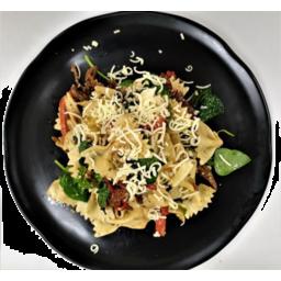 Photo of Chef Made Salad Mediterranean Pesto Farfalle