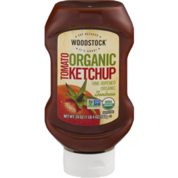 Photo of Woodstock Organic Tomato Ketchup