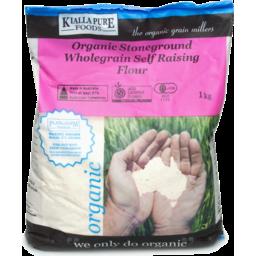 Photo of Kialla Flour - Wholegrain Self Raising Flour