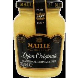 Photo of Maille Dijon Mustard 215gm