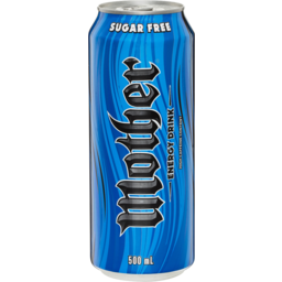 Photo of Mother Energy Drink Sugar Free 500ml