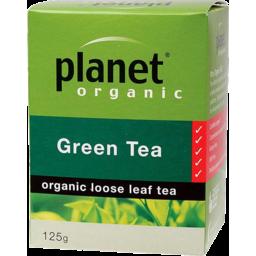 Photo of Planet Organic Tea - Green Loose Leaf