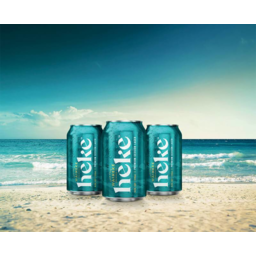 Photo of Heke Premium Lager Cans 6 Pack