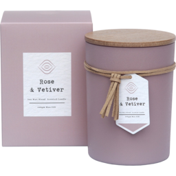 Photo of  Scantal Candle Rose & Vetiver