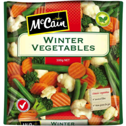 Photo of Mccain Winter Vegetables 500g Landscape