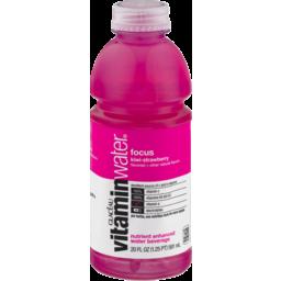 Photo of Glacéau Vitamin Water Focus Kiwi-Strawberry