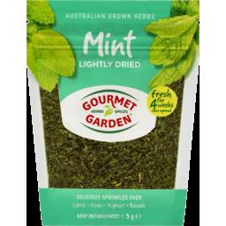 Photo of Gourmet Garden Mint Lightly Dried 6g