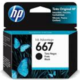 Photo of Ink Hp 667 Black