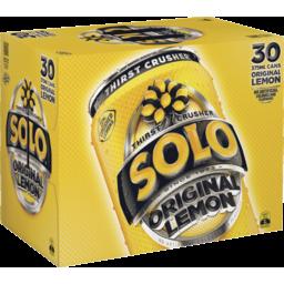 Photo of Solo Lemon 30x375ml