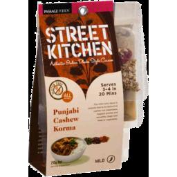 Photo of Street Kitchen Punjabi Cashew Korma 255gm
