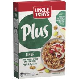 Photo of Uncle Tobys Plus Fibre Breakfast Cereal 430g