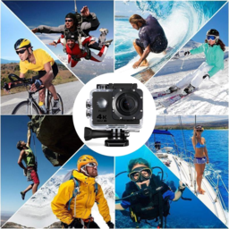 Photo of Proht 4k Sports Action Camcorder
