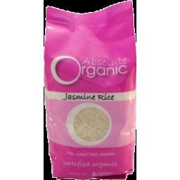 Photo of Absolute Organic Jasmine Rice 700g`