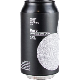 Photo of Molly Rose Kuro Japan Dark Lager