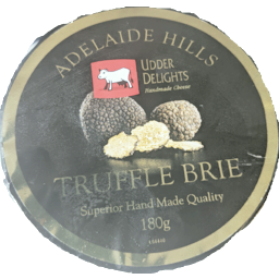 Photo of U/Delights Truffle Brie 180g
