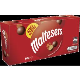 Photo of Maltesers Milk Chocolate King Share 60g