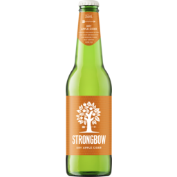 Photo of Strongbow Dry Apple Cider  Bottle