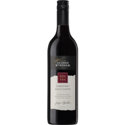 Photo of George Wyndham Bin 444 Cabernet Sauvignon