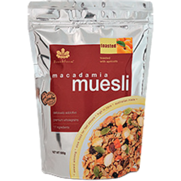 Photo of Brookfarm Gluten Free Muesli Apricot 350g
