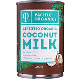 Photo of Pacific Organics Coconut Milk 400g