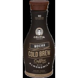 Photo of Califia Farms Coffee Cold Brew Mocha 750ml