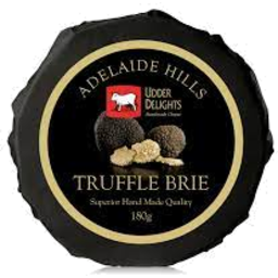 Photo of Adelaide Hills Truffle Brie