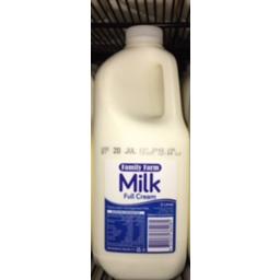 Photo of Family Farm Milk 2l